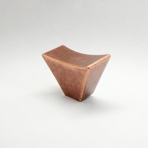 CALEIDO fém bútorgomb, antik réz színű