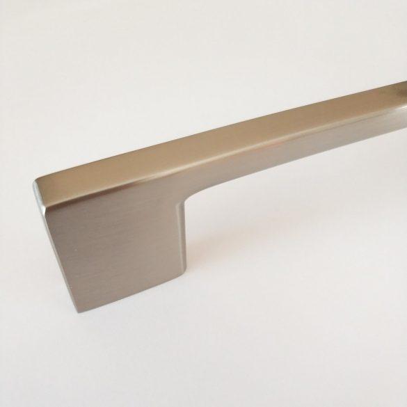 NAKANA fém bútorfogantyú, csiszolt nikkel színű, 160 mm furattávval