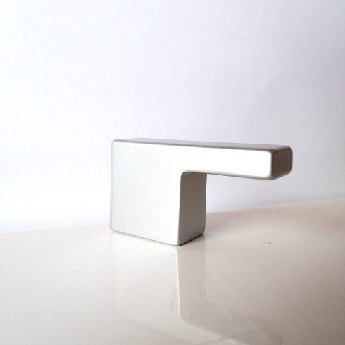 NODIE Fém bútorfogantyú, Ezüst színű, gomb