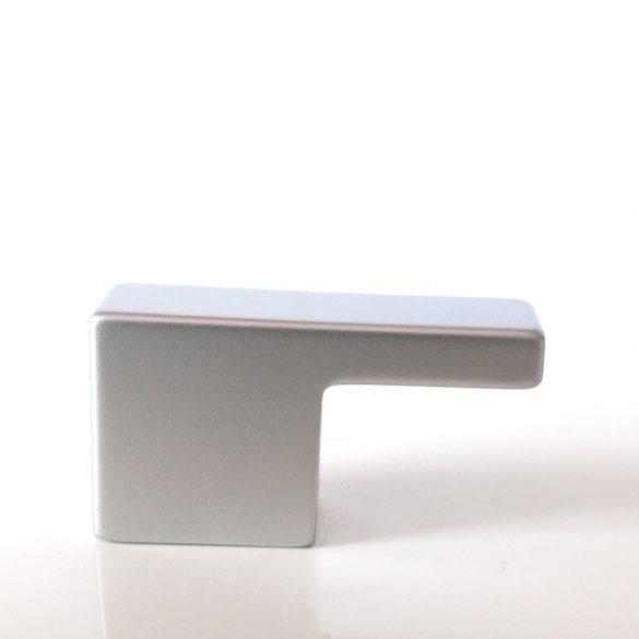 NODIE Möbelgriff aus Metall, Silber, Knopf