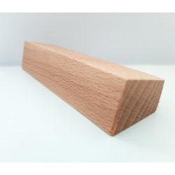 Wooden furniture handles, Oiled beech, 32 and 64 mm bore spacing