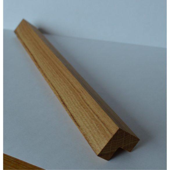 Wooden furniture handle, oiled oak