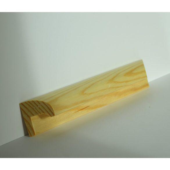 Fa bútorfogantyú, Lakkozott fenyő, 64-96-128 mm furattávval