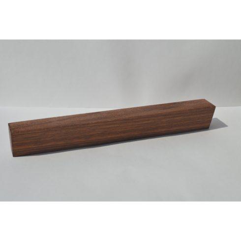 Fa bútorfogantyú, Olajozott Dió, 128 és 160 mm furattávval