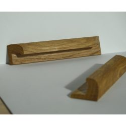 Solid wood furniture handle, classic style