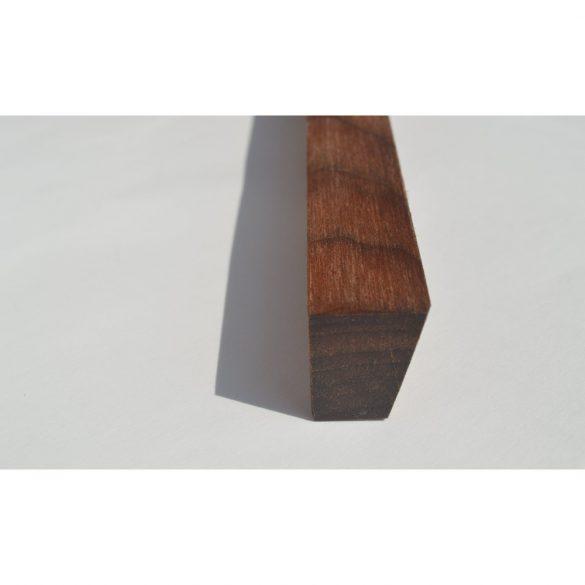 Fa bútorfogantyú, Olajozott Dió, 192 és 224 mm furattávval