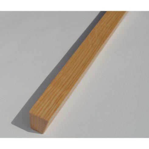 Fa bútorfogantyú, Lakkozott Tölgy, 192 és 224 mm furattávval