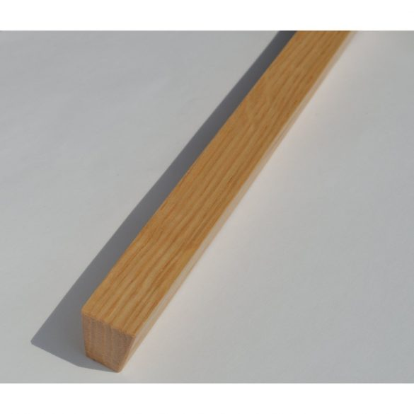 Eiche lackiert, Möbelgriff aus Holz