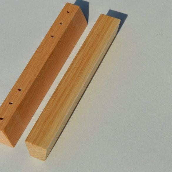 Wooden furniture handle