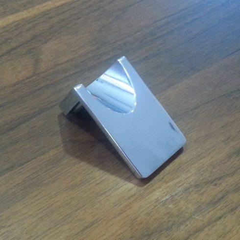 Massive Metal Knob, Center distance 16 mm