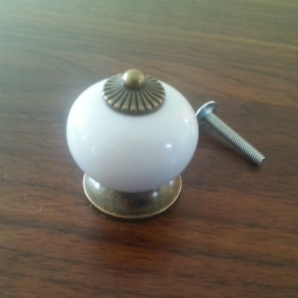 Handle Porcelain Knobs
