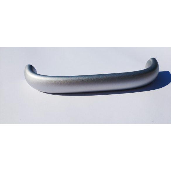 Fém bútorfogantyú, Króm Matt színben, 160 mm furattáv, Modern stílus