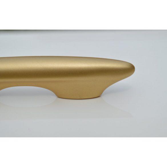 Matt gold retro plastic furniture handle