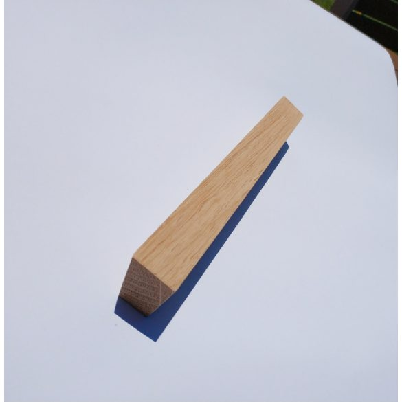 Fa bútorfogantyú, Natúr Tölgy, 128 és 160 mm furattávval