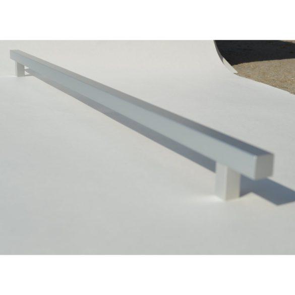 Metal furniture handle