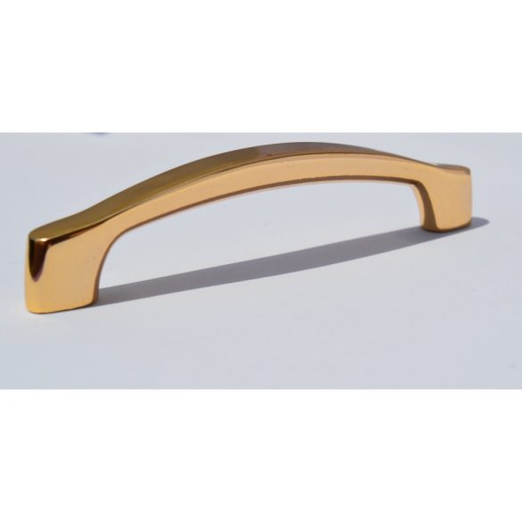 Gold metal furniture handle