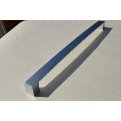 FÉM furniture handle, 320 MM bore size, Silk gloss KRÓM