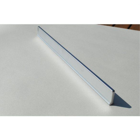 Metal furniture handles, CLEAR CROWN, 320 MM bore spacing, modern