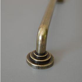 Metal furniture handles